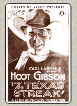 The Texas Streak (DVD)
