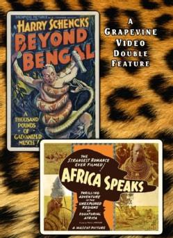Africa Speaks/Beyond Bengal (DVD)