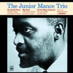 Junior Mance - Soulful Piano/Big Chief/At Village Vanguard
