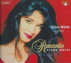 Klara Wurtz - Klara Wurtz Plays Romantic Piano