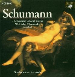 Various - Schuman/Schumann C.: The Secular Choral Works