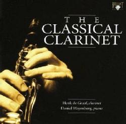 Henk De Graff - The Classical Clarinet