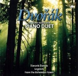 Ingryd Thorson - Dvorak: Complete Works for Piano Duet
