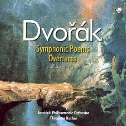Janacek Philharmonic Orchestra - Dvorak: Symphonic Poems/Overtures