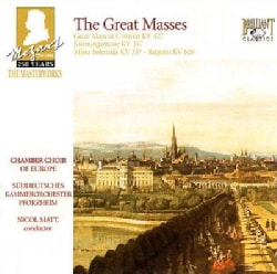 Various - Mozart: The Great Masses