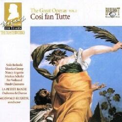 La Petite Bande Orchestra - Mozart: The Great Operas Vol 2 Cosi Fa