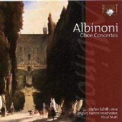 Stefan Schilli - Albinoni: Oboe Concertos
