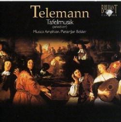 Musica Amphion - Telemann: Tafelmusick (Selections)