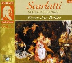 Pieter-Jan Belder - Scarlatti: Sonatas Vol. X