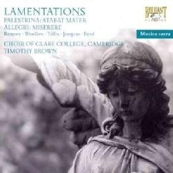 Various - Lamentations