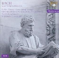 Michael Chance - Bach: St. Matthew Passion