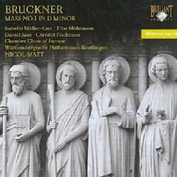 Chamber Choir Of Europe - Bruckner: Mass No 1 in D Minor