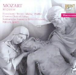Chamber Choir Of Europe - Mozart: Requiem K626