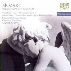 Chamber Choir Of Europe - Mozart: Great Mass in C Minor K427