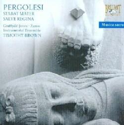 Lawrence Zazzo - Pergolesi: Stabat Mater, Salve Regina in C Minor