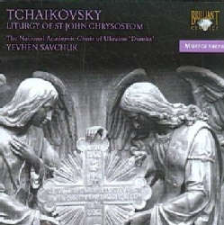 National Academic Choir Of Ukraine Dumka - Tchaikovsky: Liturgy of St. John Chrysostom Op. 41