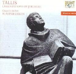 Thomas Tallis - Tallis: The Lamentations and Contrafacta
