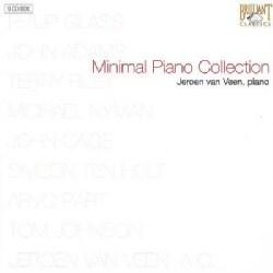 Jeroen Van Veen - Minimal Piano Collection