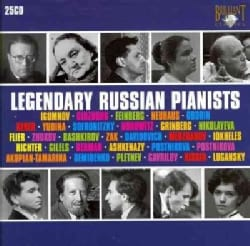 Various - Legendary Russian Pianists