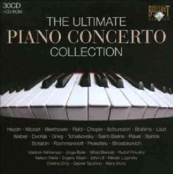 Various - Ultimate Piano Concerto Collection