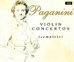 Niccolo Paganini - Paganini: Cadenzas