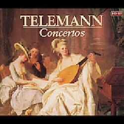 Various - Telemann: Concertos