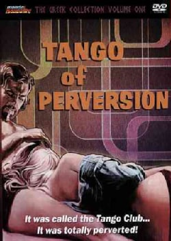 Tango Of Perversion (DVD)