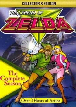 The Legend of Zelda: The Adventures Of Zelda: Complete Season (DVD)