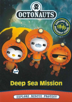 Octonauts: Deep Sea Mission (DVD)