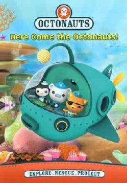 Octonauts: Here Come the Octonauts! (DVD)