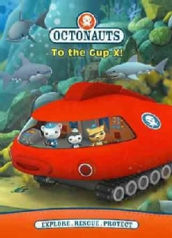 Octonauts: To the Gup-X! (DVD)
