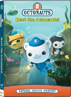 Octonauts: Meet The Octonauts (DVD)