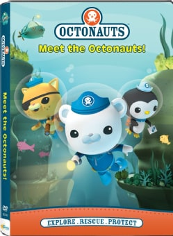 Octonauts: Meet the Octonauts! (DVD)