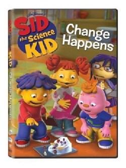 Sid The Science Kid: Change Happens (DVD)