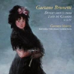 Gaetano Brunetti - Brunetti: Divertimenti for String Trio IV
