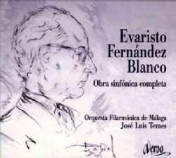Evaristo Fernandez Blanco - Fernandez Blanco: Complete Orchestral Works