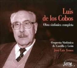 Orquesta Sinfonica de Castilla y Leon - De Los Cobos: Complete Works for Orchestra