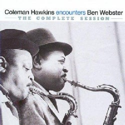 Coleman Hawkins - Encounters Ben Webster The Complete Session