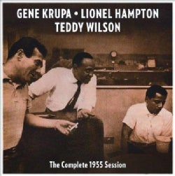 Lionel Hampton - The Complete 1955 Session: Gene Krupa