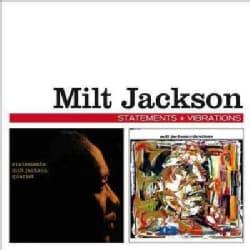 Milt Jackson - Statements/Vibrations