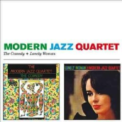 Modern Jazz Quartet - The Comedy/Lonely Woman
