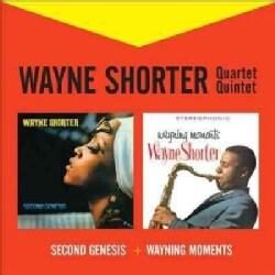 Wayne Shorter - Second Genesis/Wayning Moments