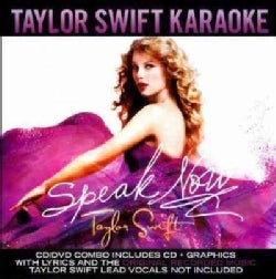 Taylor Swift - Speak Now Karaoke