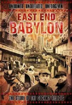 East End Babylon: The Story of the Cockney Rejects (DVD)