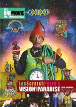 Lee Scratch Perry's Vision of Paradise (DVD)