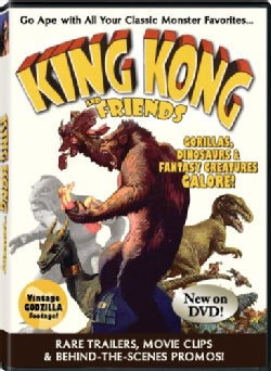 King Kong and Friends (DVD)