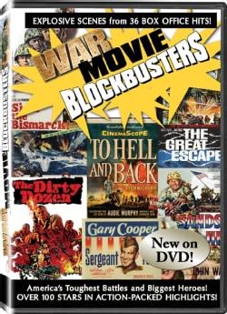 War Movie Blockbusters (DVD)