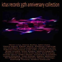 Various - Ictus Records 35Th Anniversary Collection