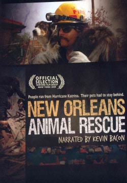 New Orleans Animal Rescue (DVD)