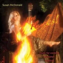 SUSAN MCDONALD - HOT FLASHES!